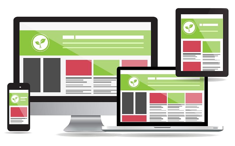 System zarządzania treścią CMS WordPress + responsywność
